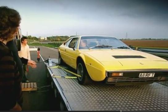 """Топ Гир 7 сезон 4 серия """"The old Italian supercars"""""""