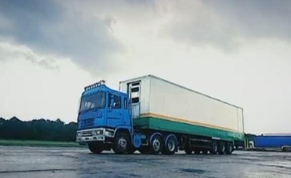 "Топ Гир 12 сезон 1 серия ""Lorries"""