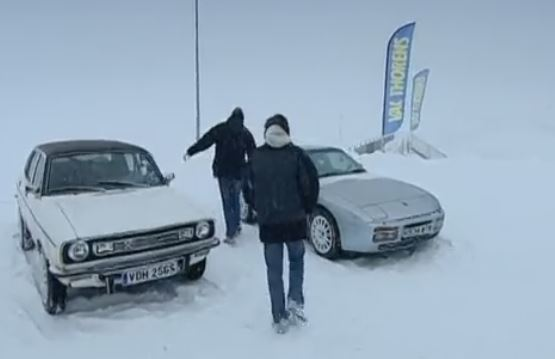 "Топ Гир 13 сезон 7 серия ""Volkswagen Advertisement"""