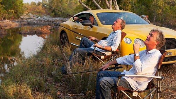 "Топ Гир 22 сезон 2 серия ""Australian Road Trip"""