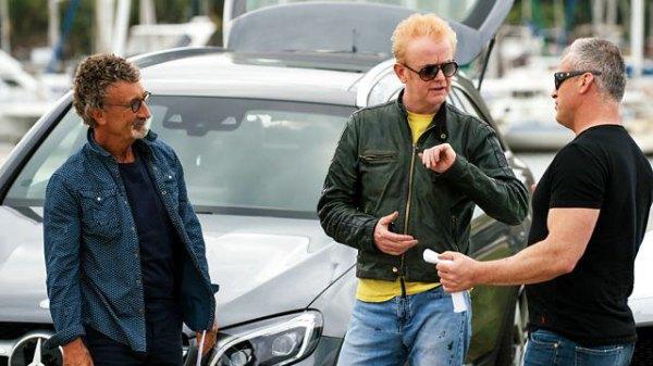 "Топ Гир 1 сезон 1 серия ""Stig Outruns a Speed Camera"""